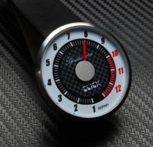 Speedometer Silver